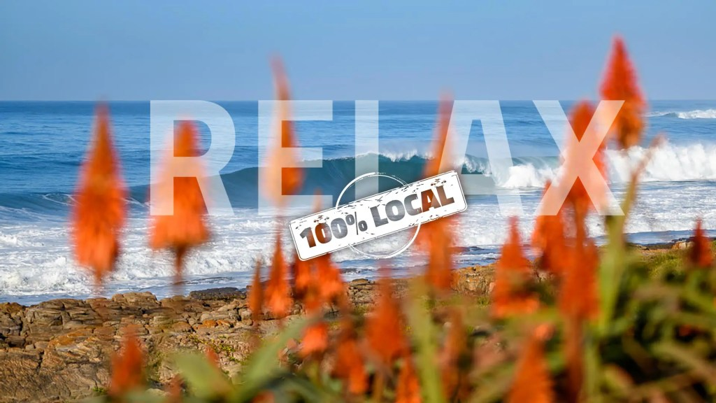 Relax South Coast Map