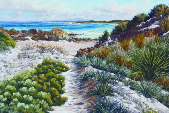Seascapes - Winner - Nicky Hall - Path to 1080