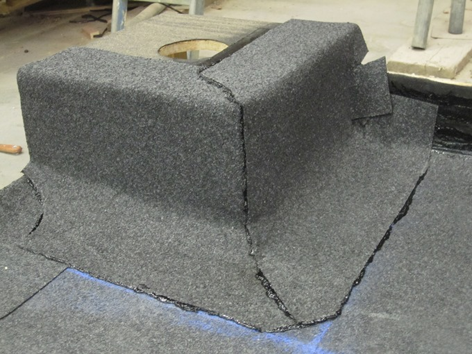 Built Up Felt Flat Roof Course South Coast Roof Training