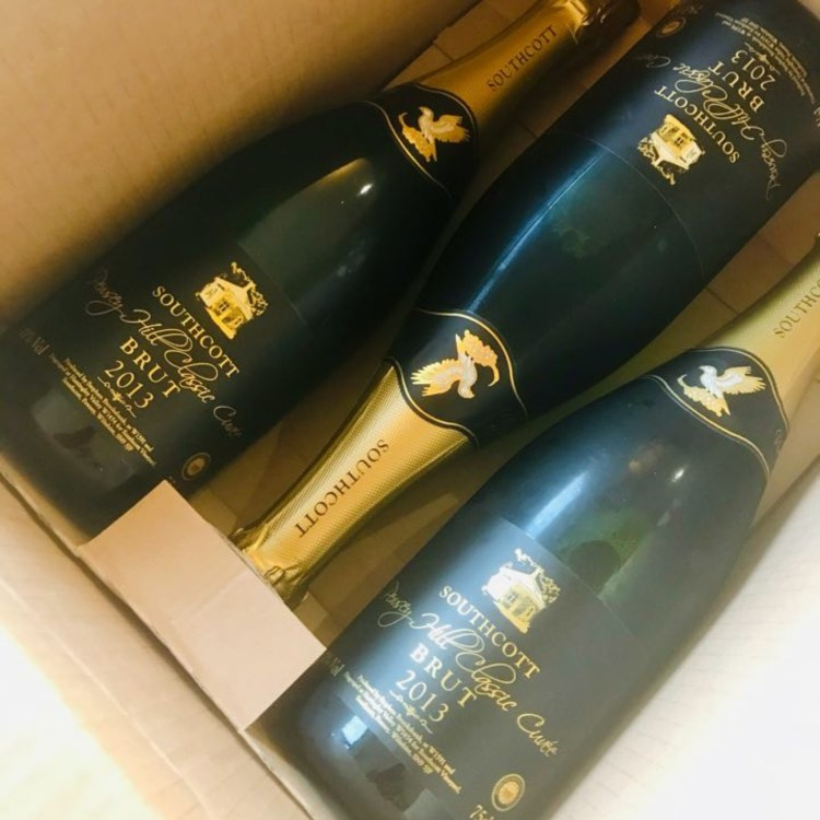 Southcott Brut 2013, 75cl (crate of 6)