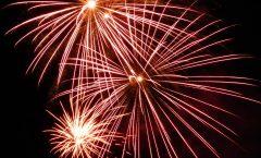 Paignton Regatta Fireworks 2019