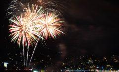 Torbay Regatta Fireworks 2019