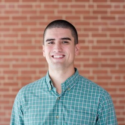 Travis is a native Georgian. He moved to the Triangle to attend the College at Southeastern, where he earned his B.A. He works as an estimator and business manager for a local painting company and is passionate about helping God's people get excited about God's mission in the world. When he's not doing either of those things, you'll find him rooting for the Georgia Bulldogs or spending time with his wife, Logan, and their children, Boone and Willa.