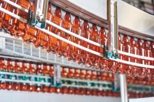 bottling facility