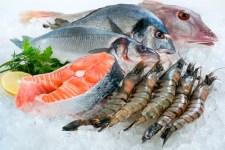 farm-raised seafood