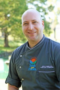 Florida's Culinary Ambassador Chef Justin Timineri