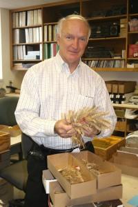 Jerry Johnson (UGA Photo by Sharon Dowdy)