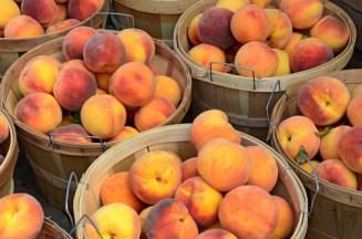 peach production