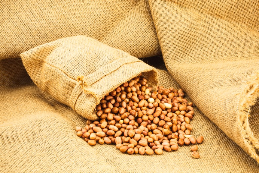 peanuts china