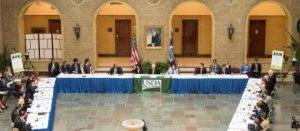 perdue task force meeting rural america