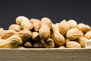 higher peanut stocks