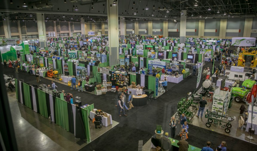 The annual Southeast Regional Fruit and Vegetable Conference (SERFVC) is underway in Savannah, Georgia. And Georgia Fruit and Vegetable Growers