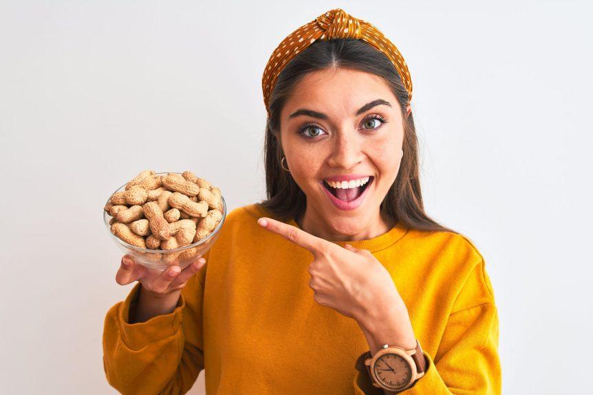 national peanut month