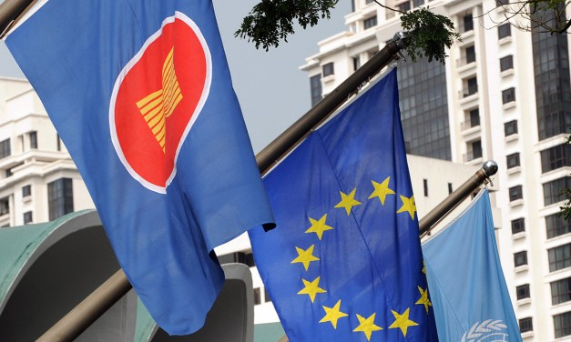 ASEAN and EU sign the first region-to-region aviation agreement