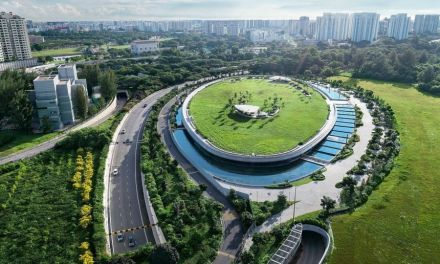 PUB and Keppel Desalination plant wins at the Global Water Awards
