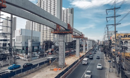 Completion of the Pink Line electric rail project in Thailand delayed by a year