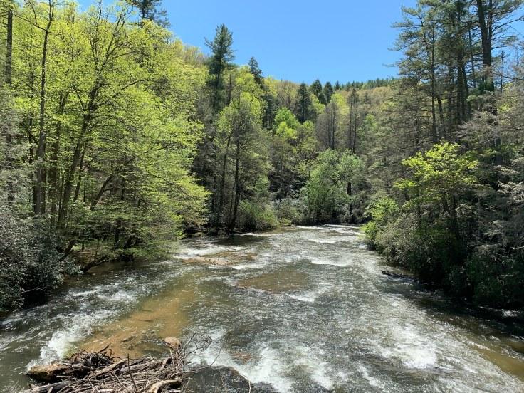 The Tocoa River