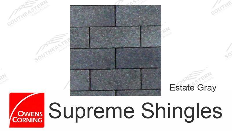 Supreme Series Shingles
