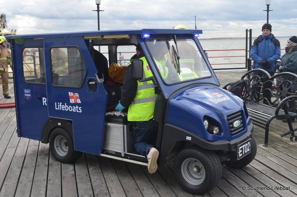 Lifeboat Buggy