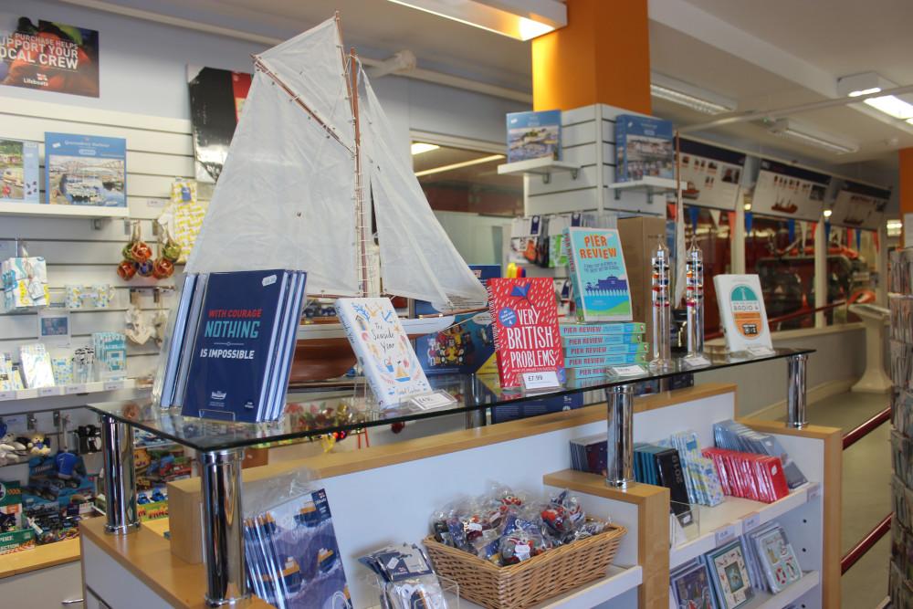 Pier Head Shop