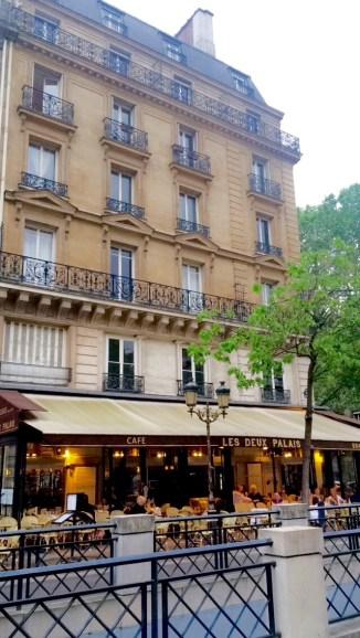 Exploring Paris...