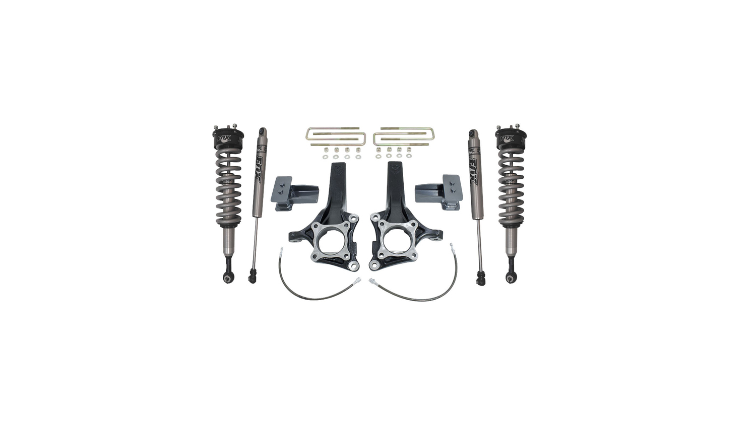 13 Ford F150 2wd 6 5 4 Lift Kit Models W