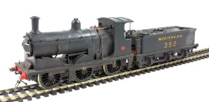 Drummond 700 Class number 352 in original saturated form built from a BEC kit