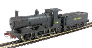The later modified Superheated version number 691 also built from BEC kit