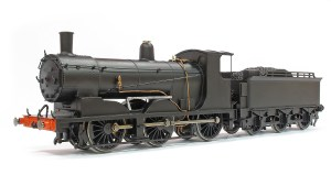 A further view of the Hoornby pre-production sample (both images copyright and courtesy of A York)