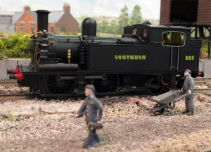 Another view of 225 It should be noted that I have not added the buffer beam details supplied with the model yet