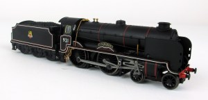 The first livery sample of the Dapol N Gauge Schools class