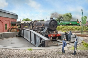 Fisherton Sarum by Graham Muspratt. Photographed for Model Rail, 13 February 2013