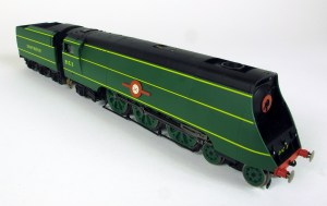 Hornby livery sample of 21C3