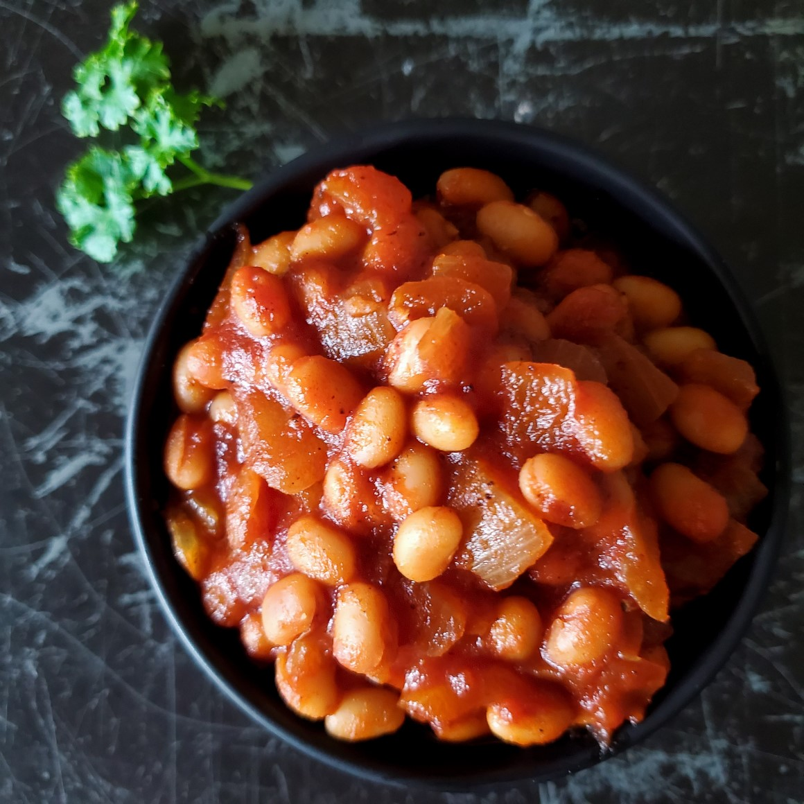 bbq baked beans recipe feature image