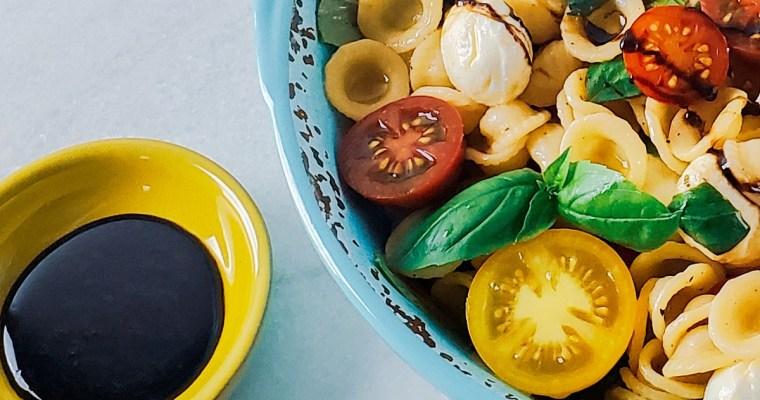 Balsamic Drizzle Recipe