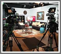 SAVP studio set