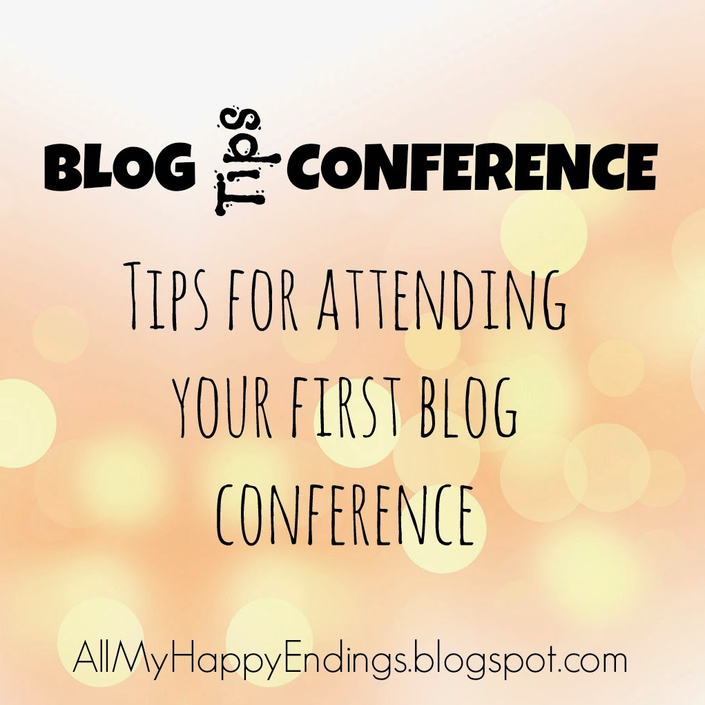 1st blog conf