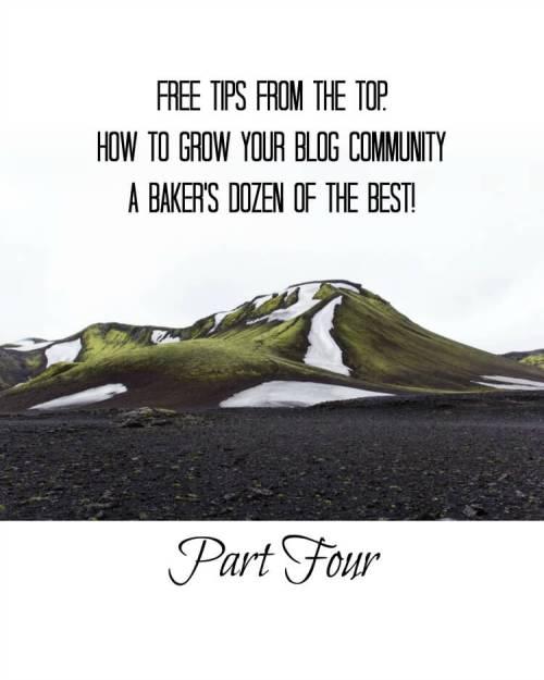 Part-four-grow-your-blog