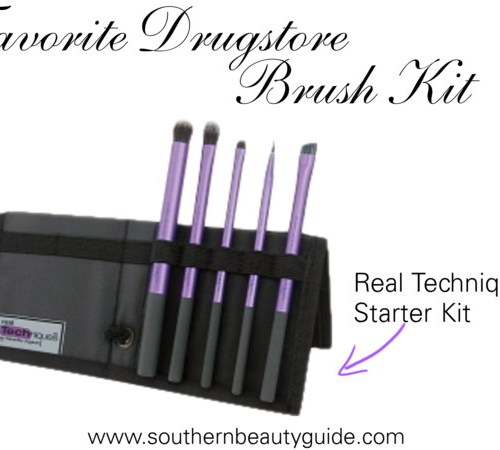 Favorite Drugstore Brush Kit
