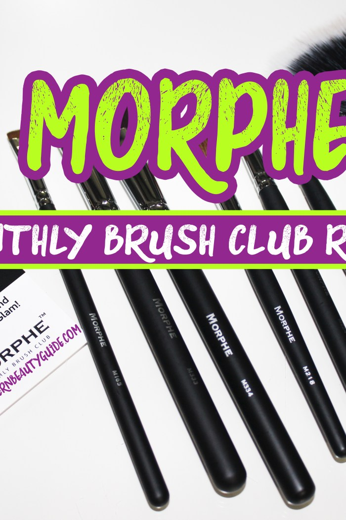 Morphe Me: Monthly Brush Club… Say What?!?!