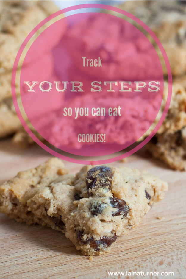 Hold yourself accountable to exercise. Every step counts! www.lainaturner.com
