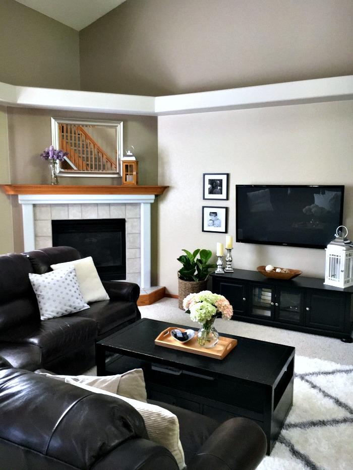 new living room reveal