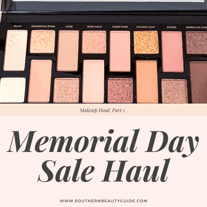 Memorial Day Sale Haul: Part 1