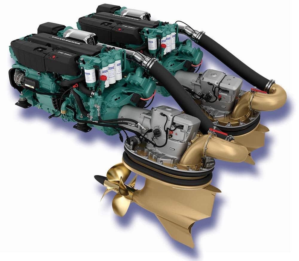 propulsion marinecommercial products mc shaft inboard volvo engine en ranges