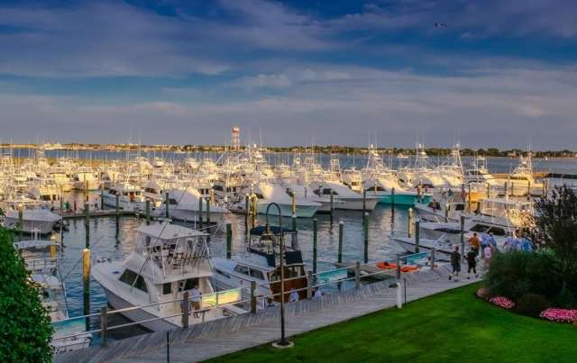An image of Canyon Club Marina