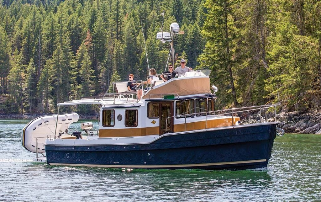 Ranger Tugs R 31 Amp Cutwater 24 Southern Boating