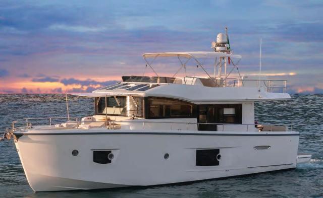 Cranchi ECO Trawler 53 LD