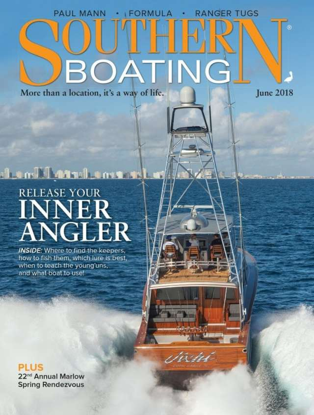 Southern Boating June 2018 Cover