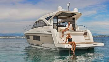 Jeanneau NC 1095 is a winning combonation - Southern Boating