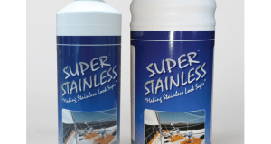 stainless cleaner
